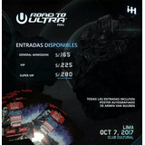 Road To Ultra