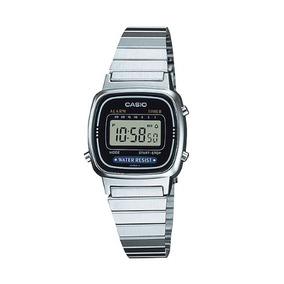 c7632dc0704 Relogio Casio Feminino La670wa 1df Rose - Relógio Masculino no ...
