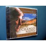 Chango Nieto - La Historia - Cd Cerrado