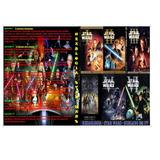 Coleção Star Wars - Hexalogia - 2 Dvd