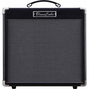 Amplificador Guitarra Roland Blues Cube Hot Bk Loja Fisica