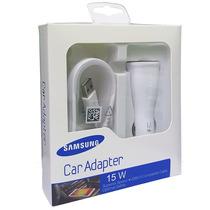 Cargador Para Carro Samsung Fast Charging Carga Rápida
