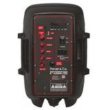 Bocina Power Co Xp-8000bk, 4200 W, Negro, Bluetooth