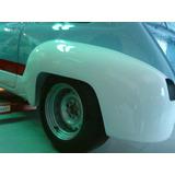 Par De Guardabarros Fenders Abarth 1000 Para Fiat 600