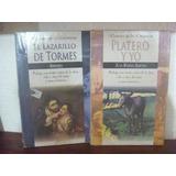 Literatura. Lote De 6 Libros. Diferentes Títulos.