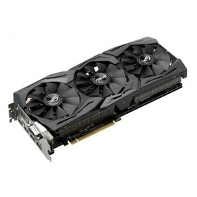 Placa Geforce Strix Gtx 1060 Oc 6gb Gaming Asus