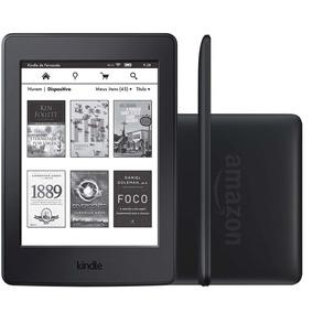 Kindle Paperwhite Amazon Tela 6 4gb Wi-fi 7ª Geração   Novo