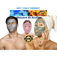 Mascara Mascarilla Arcilla Frio Calor Detox Agnovedades