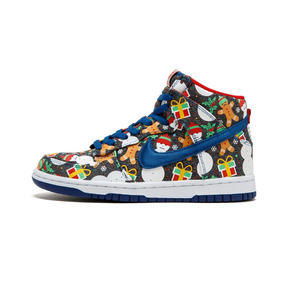 Nike Dunk High Sb Qs Concepts Bota Mayma Sneakers