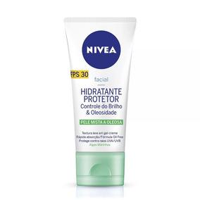 Creme Hidratante Facial Nivea Protector Pele Oleosa Fps 30