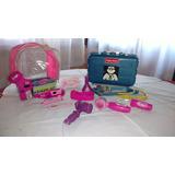 Barbies, Accesorios, Frutillitas, Pizarrón Y Juguetes