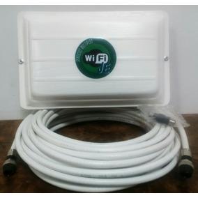Antena Cliente Wifi 17dbi Fabrica Serv Multiples Je