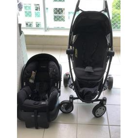 Carrinho Quinny Buzz E Bebê Conforto Maxi Cosi