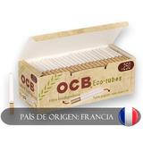 Caja De 250 Eco Tubos Filtros Ocb Para Llenar Cigarrillos