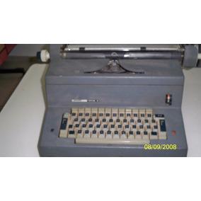 Maquina De Escrever Eletrica Olivett Tekne4-unica No Mercado