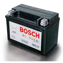 Bateria Ytx9bs Bosch Cb 500 //xt 600//xt 660 Z //shadow 600
