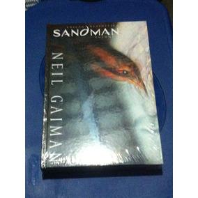 Sandman Edição Definitiva Volume 1 Panini Novo Frete Grátis