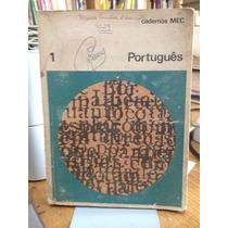 Livro Cadernos Mec - Português 1 Jamil El-jaik