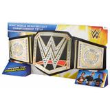 Titulo Wwe Heavyweightl Championship Original Mattel