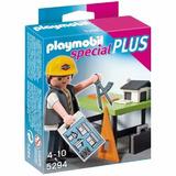 Playmobil Arquitecto Con Mesa De Trabajo 5294 - La Lucila
