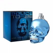 Perfume Police To Be Homme Edt 125ml - Original Com Selo