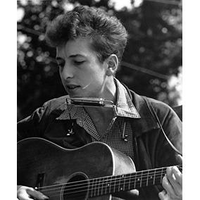 Cojín De Ratón Del Juego O El Ordenador De Bob Dylan Med 19