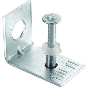 Hilti Clip De Suspensión A Techo (para Concreto) 100 Piezas