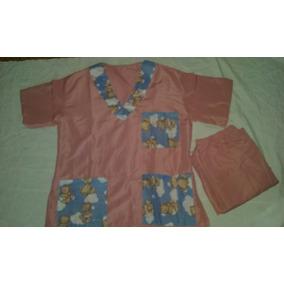 Conjunto Quirurgico (mono Y Camisa)