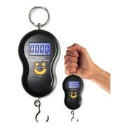 Balanza Digital Electrónica De Colgar Portatil 50kg Equipaje