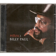 Cd Billy Paul - Perfil