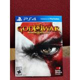 Vendo Aros Of War 3 Remastered Ps4 En Caja Nuevo