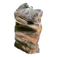 Bolsa Para Leña 40x70cm ( 7 Kg ) Reforzadas Transp. X 100 Un