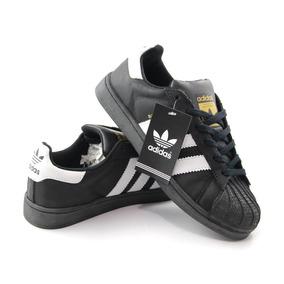 711baa9e57 Caixa Superoferta Star Tenis Adidas Superstar Novo C - Tênis no ...