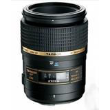 Tamron Sp Af 90 Mm F/2.8 Macro 1:1 Para Nikon+obsequios