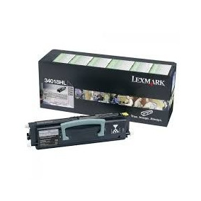 Toner Lexmark 34018hl / 12a8405 Novo Original Lacrado