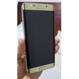 Samsung Galaxy S6 Edge 32gb 4g Lte 16mp Sm-g925i 100% Origin