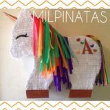 Piñata Por Encargo,unicornio ,pony, Fiesta Teepe