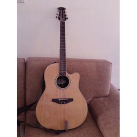Guitarra Electroacustica Ovatión Cc24