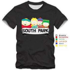 Camisa Infantil Personalizada Desenho South Park