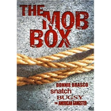 Dvd The Mob Box Donnie Brasco /bugsy /the American Gangster