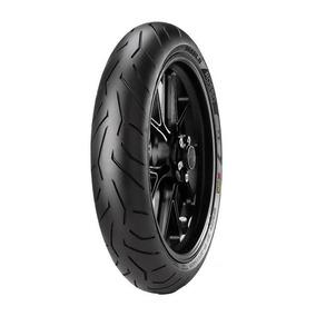 Pneu Pirelli Diablo Rosso 2 120 70 17 (58w) Dianteiro