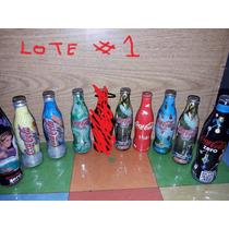 Botellitas Coleccionables De Coca Cola