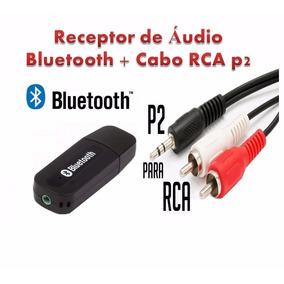 Receptor Adaptador Bluetooth Mini System Blutuf