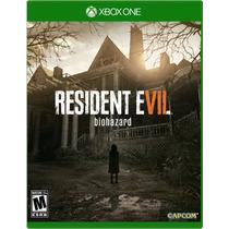 !!! Resident Evil 7 Para Xbox One En Wholegames !!!