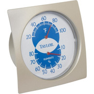 Termohigrómetro Taylor 5504-44 Calibrado Con Certificado