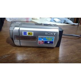 Handycam Sony Dcr-sx65, Com Zoom 70x. Filma E Fotografa!