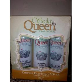 Seda Queen Cirugía Plastica Capilar Original