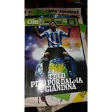 Suplemento Revista Ole Mundial Sudafrica 2010 En La Plata