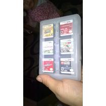 Porta Cartuchos De Ds Y 3ds - Nintendo 3ds