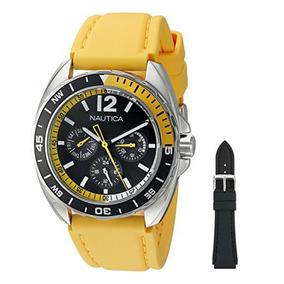 Reloj Es Nautica 100% Originales Nuevos En Caja. Liquidacion